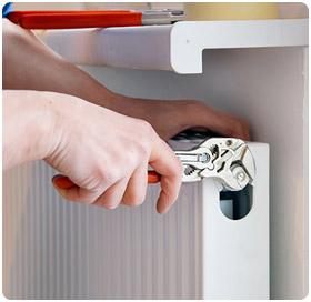 heating, underfloor heating repair & house radiator repairs